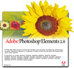 PhotoShop Elements 2 Splashscreen